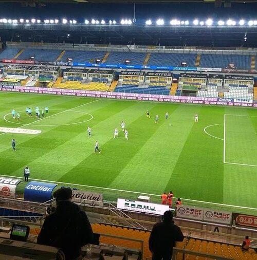 Parma Genoa